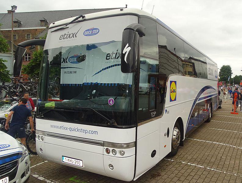 Reportage réalisé le mercredi 22 juin à l'occasion du départ de Halle-Ingooigem 2016 à Hal, Belgique.