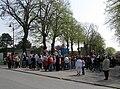 Ham (18 avril 2010) géants regroupés avant parade 1.jpg