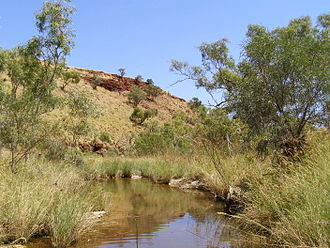 Hamersley Range - Hamersley Range, Pilbara Region