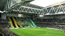 Allsvenskan 1995 03 09
