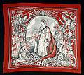 Handkerchief; commemorative handkerchief - Google Art Project.jpg