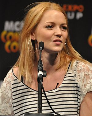 Hannah Spearritt - Spearritt at the 2013 MCM ComicCon