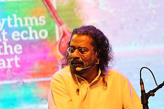 Hariharan (singer) - Hariharan at a concert in Thiruvananthapuram