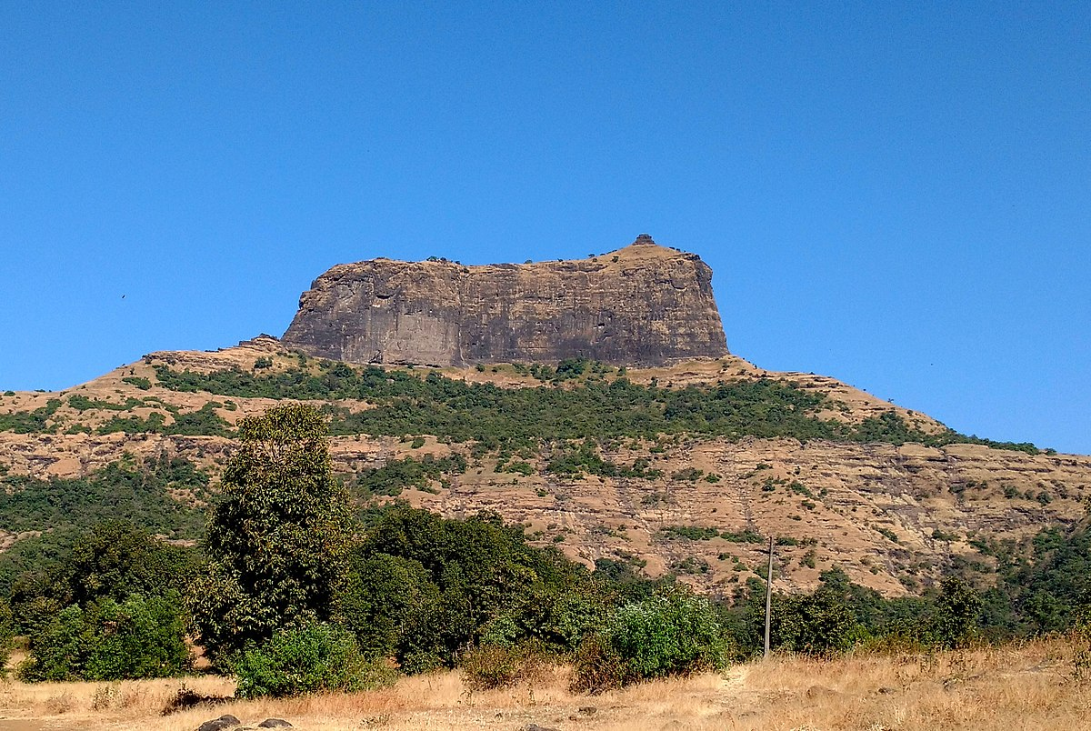 Harihar fort - Wikipedia