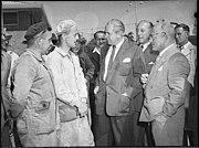Harold Holt 1954 Minister Labour