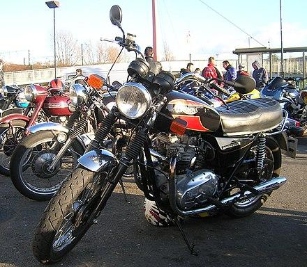 Triumph Bonneville T140 Wikiwand