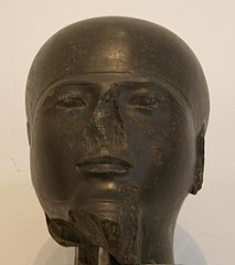 Head of the God Ptah