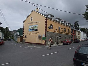 Carrick, County Donegal - Main Street Carrick