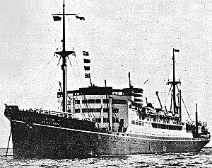 Heian Maru (1930) - Image: Heian Maru