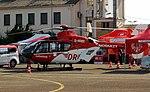 Heidelberg Airfield - Deutsche Rettungsflugwacht - Eurocopter EC 135 - D-HDRC - 2018-07-20 17-28-31.jpg