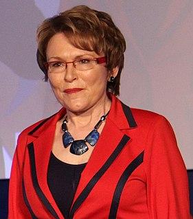 Helen Zille South African politician