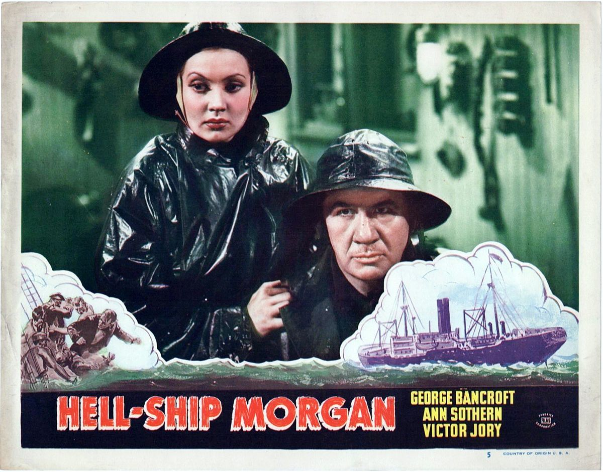 Hell Ship Morgan Wikipedia