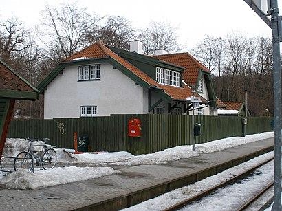 Sådan kommer du til Hellebæk med offentlig transport – Om stedet