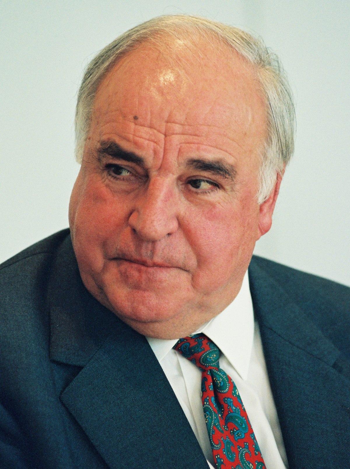 Helmut Kohl - Wikipedia, la enciclopedia libre