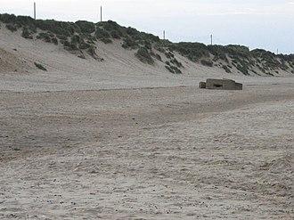 Hemsby - Image: Hemsby Beach