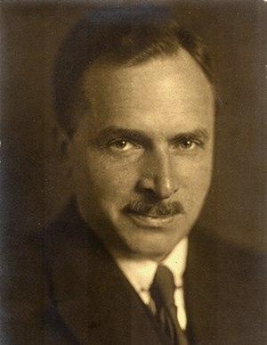Henri de Man - Image: Hendrik De Man 1935