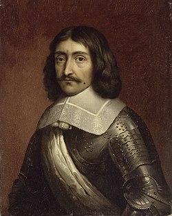 Henri de Senneterre, maréchal-duc de La Ferté (1599-1681), maréchal de France en 1651, François-Joseph Heim (1787-1865), 1835, musée historique de Versailles