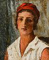 Henry Déziré, Portait de ma fille Henriette à l'âge de 20 ans (vers 1930).jpg