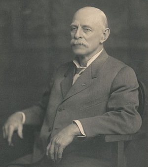 Henry James Carr - November 1913