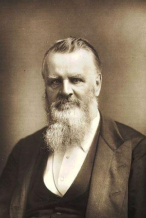 Henry Morley - Henry Morley, circa 1888
