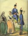 Henryk Jastrzembski akwarela Jackowie Jabłonkowscy 1846.png