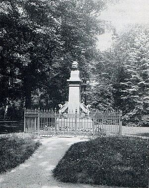Hermann Steudner - Steudner monument in Görlitz