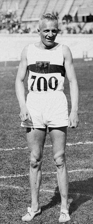 Hermann Engelhard - Hermann Engelhard at the 1928 Olympics