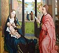 Hermitage Rogier van der Weyden St Luke drawing the Virgin.jpg