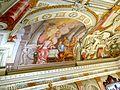 Herrenchiemsee Kloster - Kaisersaal 3d Fresko Emmaus.jpg