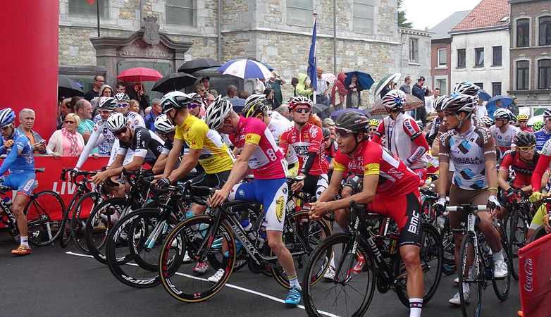 Herve - Tour de Wallonie, étape 4, 29 juillet 2014, départ (D37).JPG