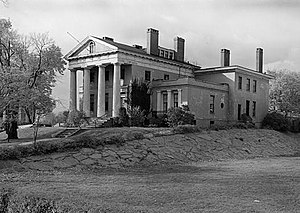 Hervey Ely House - Hervey Ely House. HABS photo (1967)