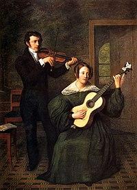 Het duet door Cornelis Bernardus Buysjpg.jpg