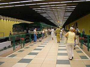 Batthyány tér (Budapest Metro) - Batthyány tér HÉV station
