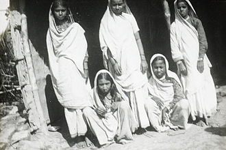 St Colm's College - In India, missions work with high caste women often happened within zenanas (women's quarters)