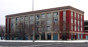 Highland Park, Michigan - Highland Park Ford Plant
