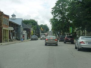 Innisfil - Highway 89 through Cookstown