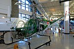 Hiller UH-12E Raven - Evergreen Aviation & Space Museum - McMinnville, Oregon - DSC00922.jpg