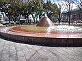 Hisaya-Ôdôri Park - Water fountain.jpg