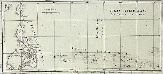 Imperio espaol en Asia y Oceana  Wikipedia la enciclopedia libre