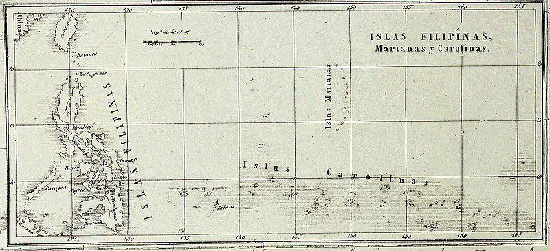 territorios españoles en Asia y Pacífico