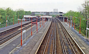 Hither Green railway station