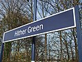 Hither Green stn signage.JPG