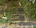 Hochwassermarke 1876 Westerhüsen.JPG