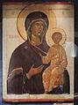 Hodegitria Obradovannaya (15th c., Novgorod school, Kremlin museum) (2).jpg