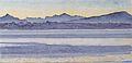 Hodler - Genfersee mit Mont-Blanc bei Morgenlicht - 1918.jpg