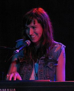Holly Miranda American singer-songwriter and musician