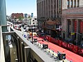 Hollywood blvd. from Kodak Theatre - panoramio.jpg