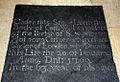 Holy Innocents, Great Barton - Ledger slab (geograph 3127431).jpg