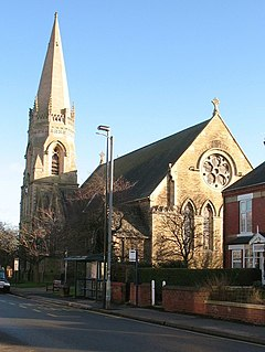 Heworth, York village