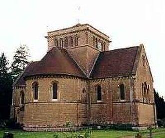 Dilton Marsh - Holy Trinity Church, Dilton Marsh